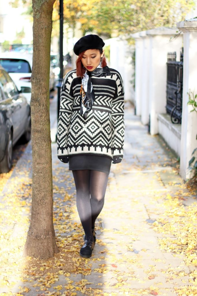 Outfit: Chunky Knits for Winter