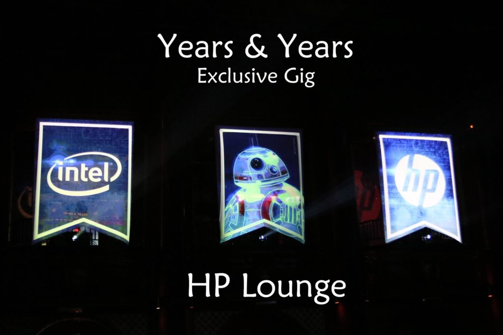 Years & Years Exclusive Gig with HP Lounge