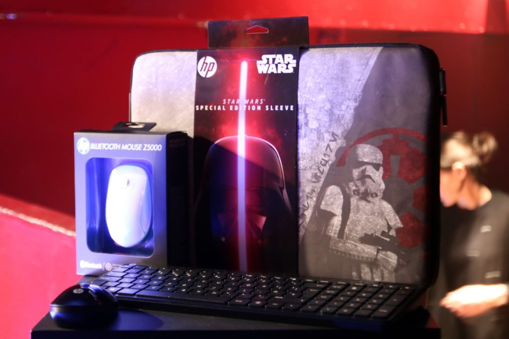 Years & Years Exclusive Gig with HP Lounge - Star Wars Special Edition Notebook