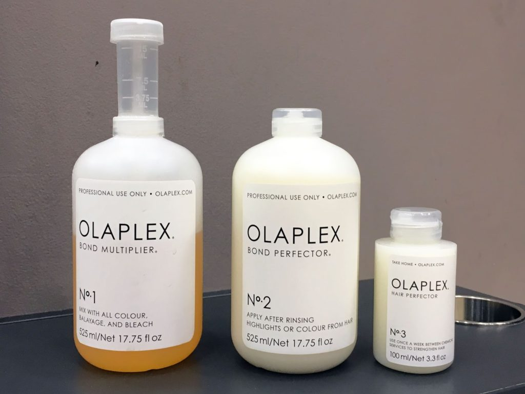 Olaplex Treatment at Colournation Review - the three step treatment