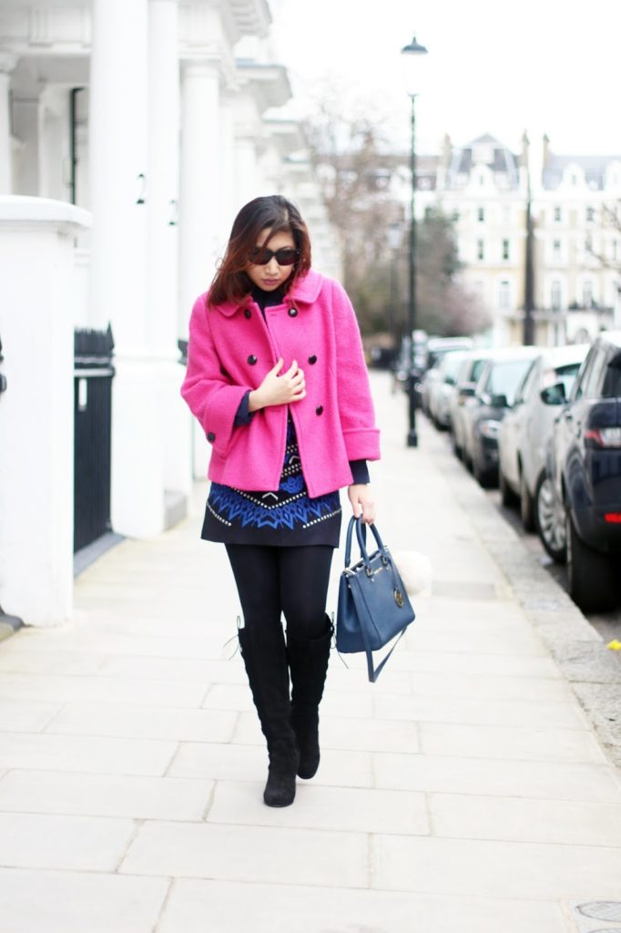 Outfit for LFW: Hello Spring!