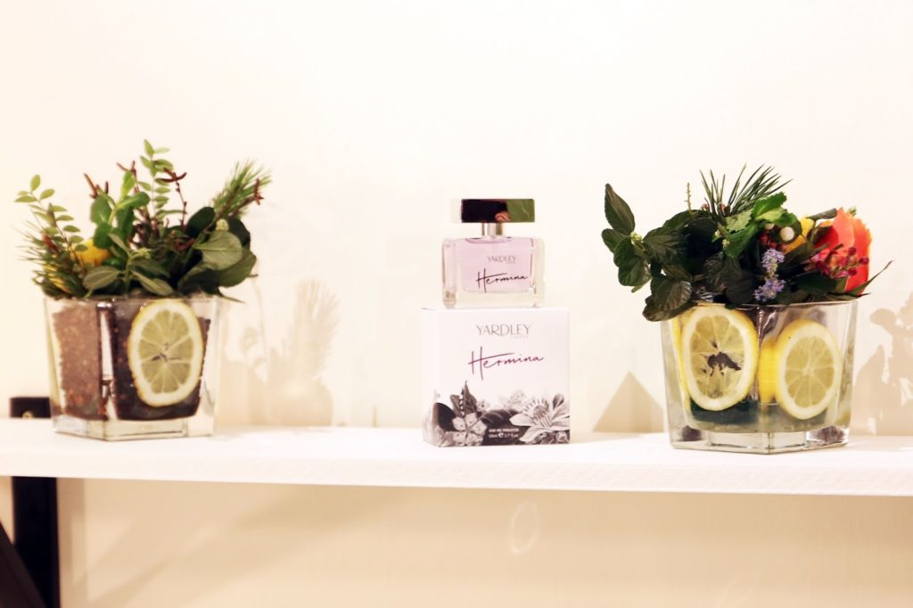 Yardley London Hermina & 1770 Fragrance Launch at Quill London