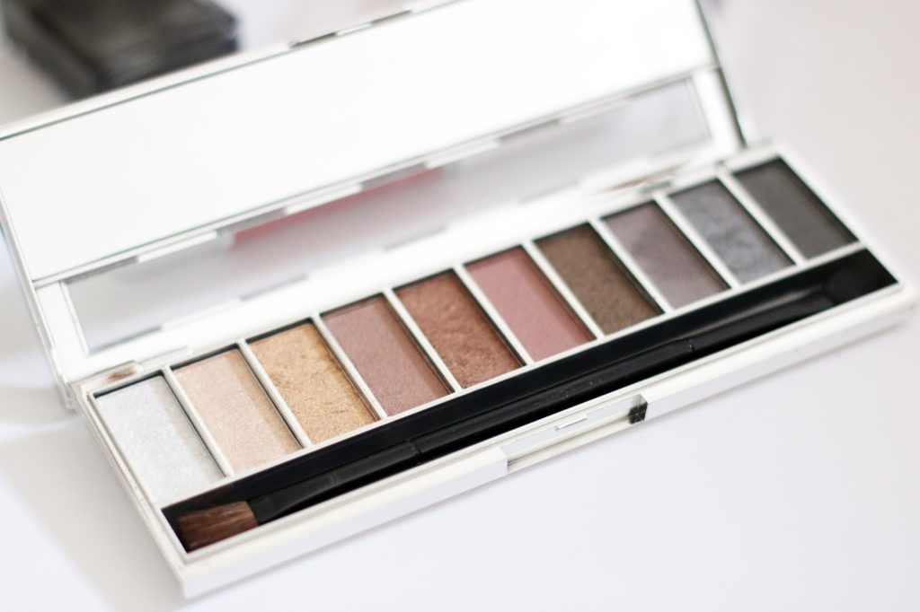 Next Beauty Event And Product Review - Next Beauty Make Me Beautiful Eye Palette (£10)