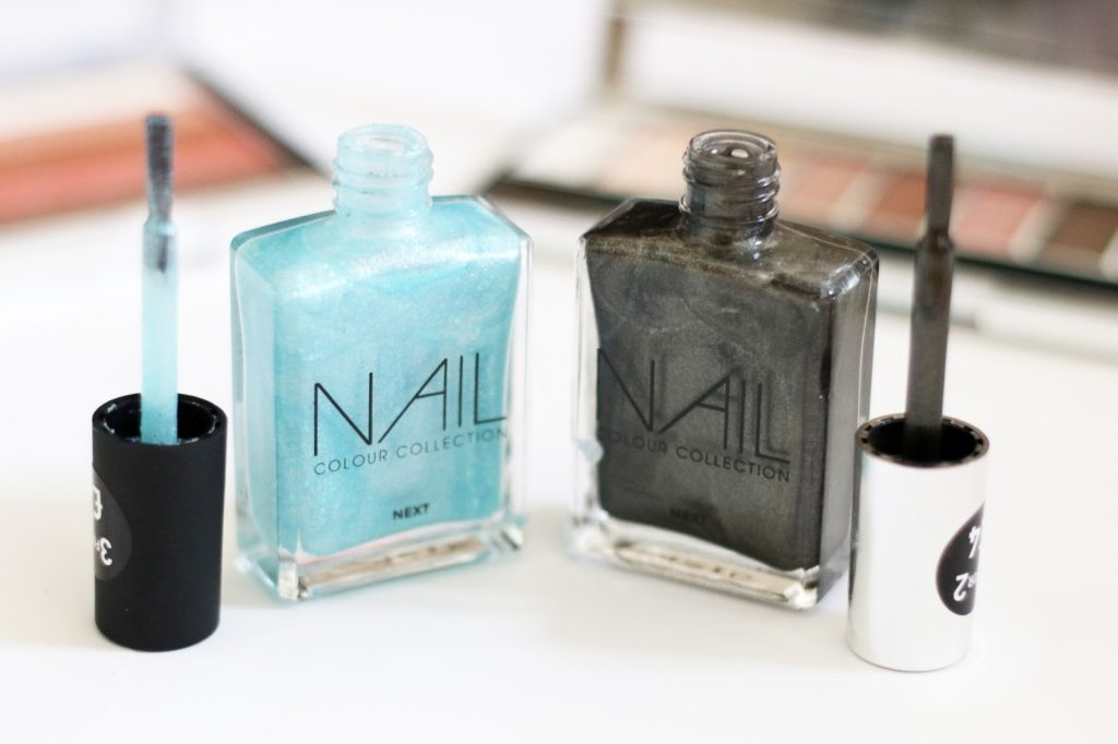 Next Beauty Event And Product Review - Next Beauty Colour Collection Nail Polish (£4)