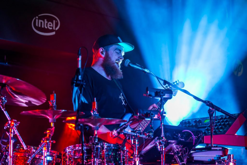 Jack Garratt & AlunaGeorge Exclusive Gig with HP Lounge - Jack Garratt