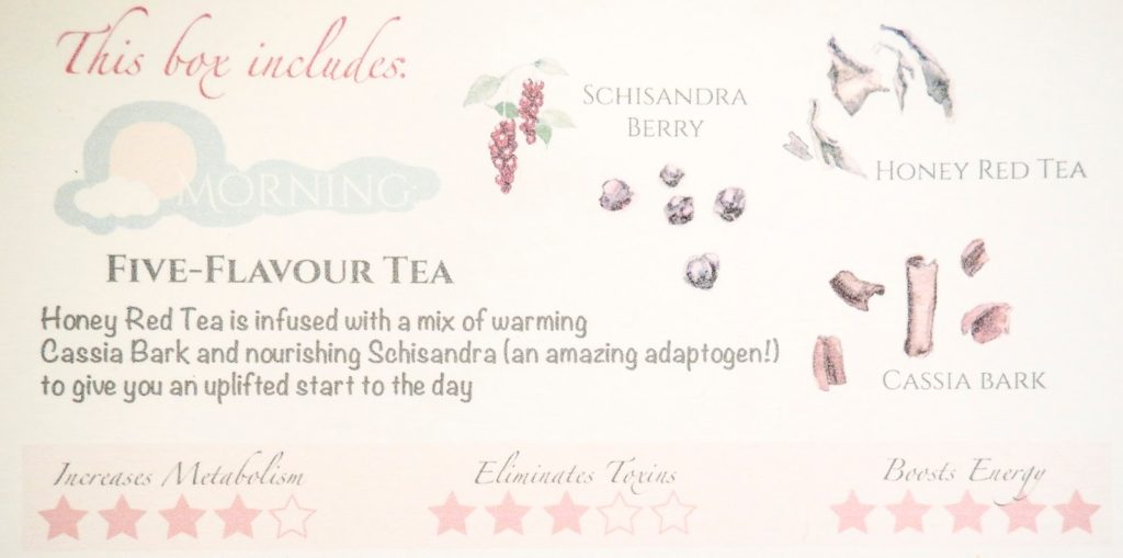 Teagime Review: Personalised Tea Blends - Morning Tea