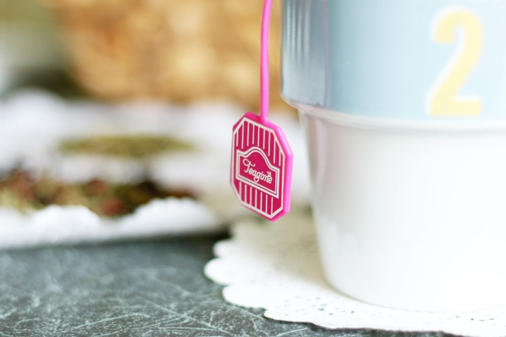 Teagime Review: Personalised Tea Blends - Tea Infuser