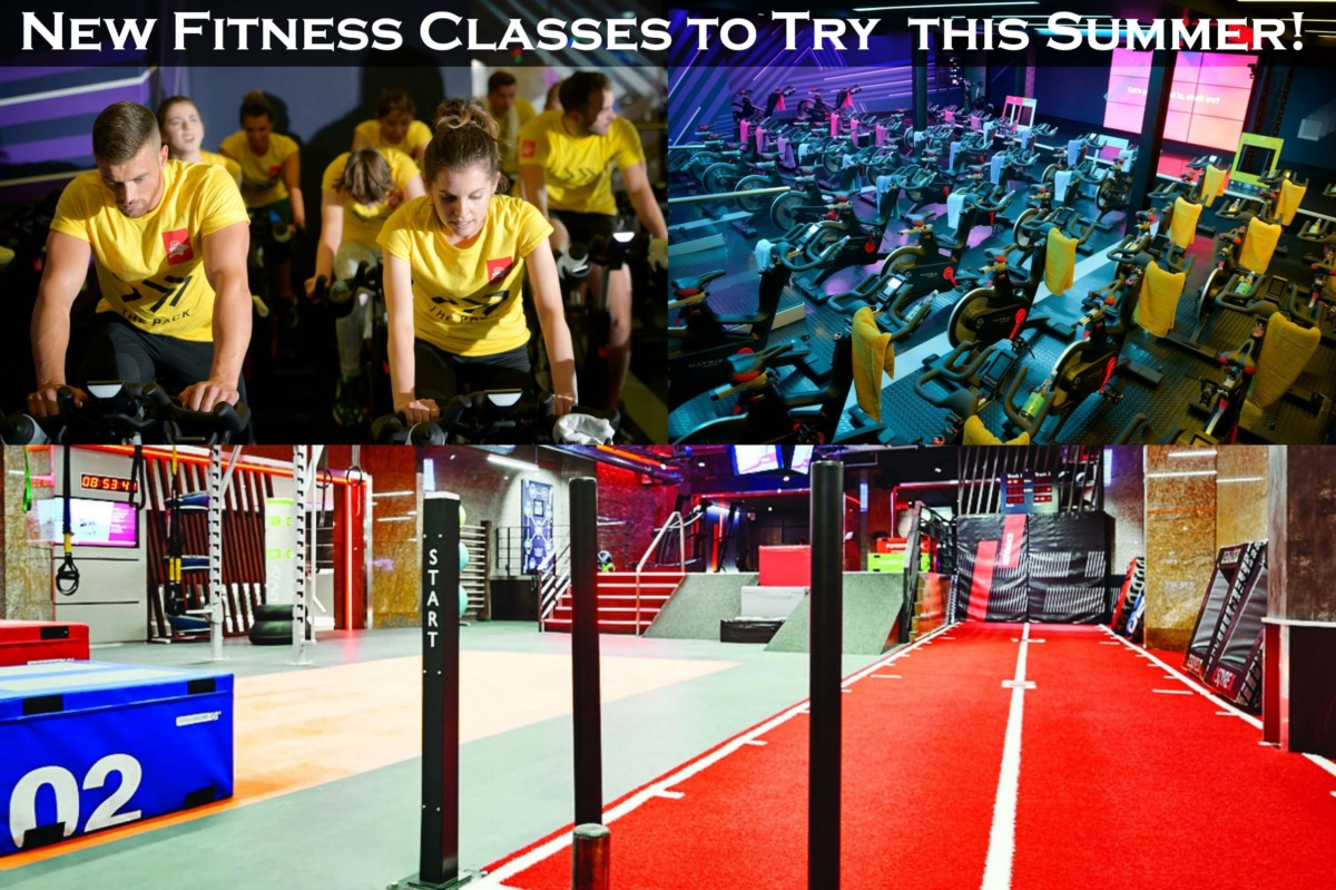 New Fitness Classes to Try in London
