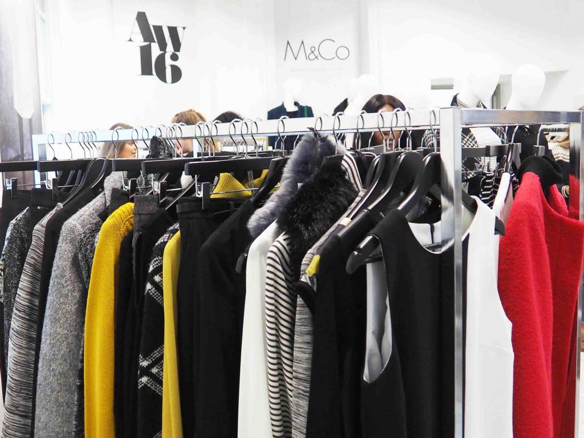 M&CO AW16 Press Day Event