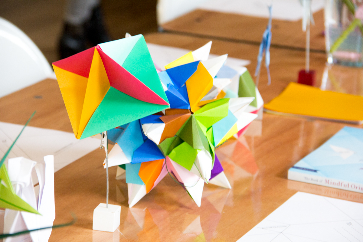 Viking Arty Party: A Crafting Afternoon with Viking - Mindful Origami