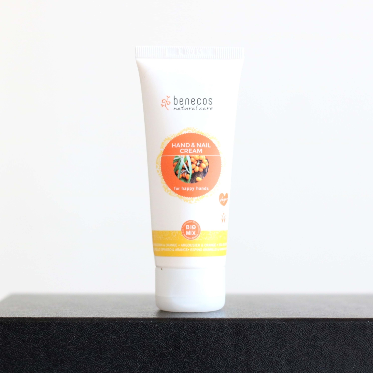 Latest in Beauty Build Your Own Box Review - Benecos Hand & Nail Cream