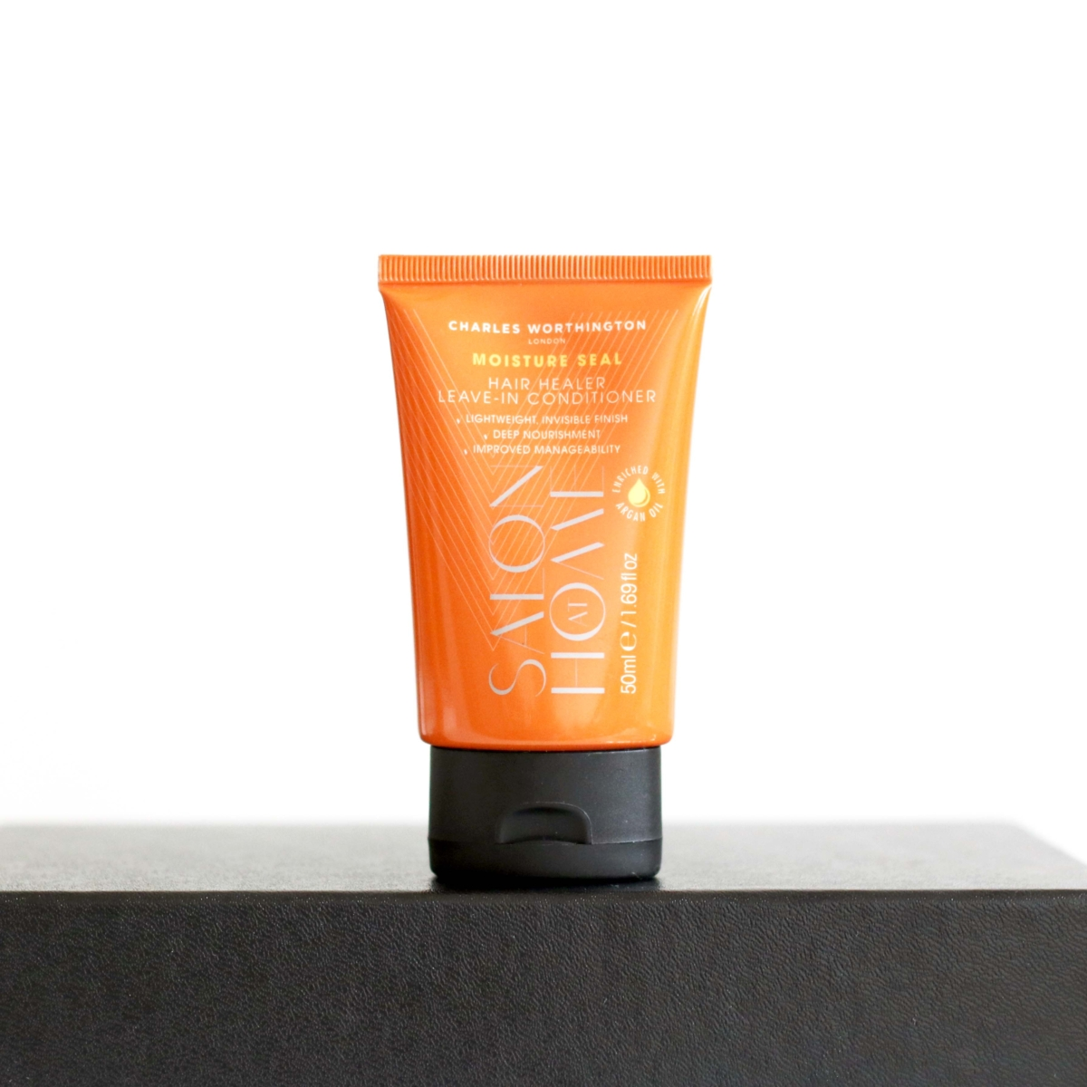 Latest in Beauty Build Your Own Box Review - Charles Worthington Moisture Seal 2