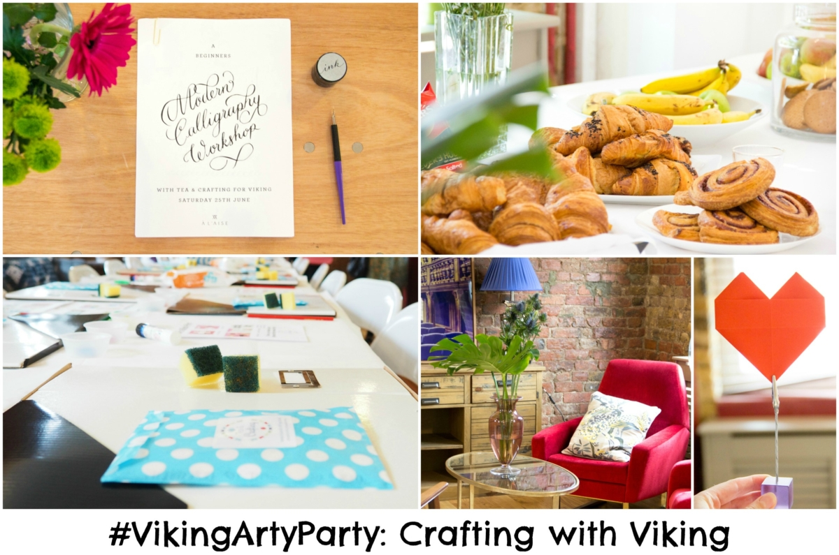 Viking Arty Party: A Crafting Afternoon with Viking
