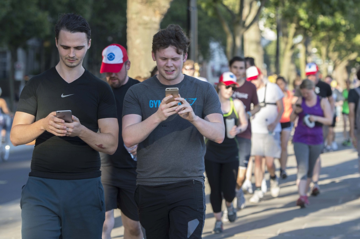 Pokerun: Work Out & Get Fit with Pokemon Go