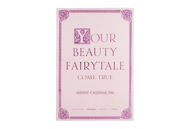Boots Luxury Beauty Advent Calendar - Your Beauty Fairytale Come True 2016
