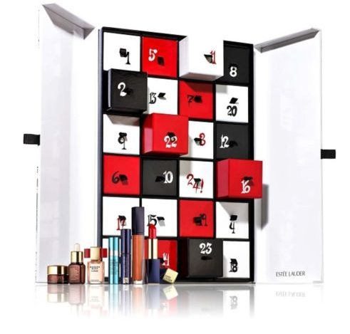 Estee Lauder Advent Calendar 2016 - Holiday Countdown content