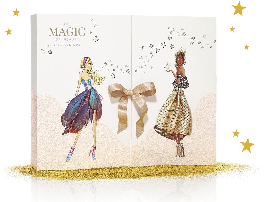 Feel Unique Advent Calendar - The Magic of Beauty 2016