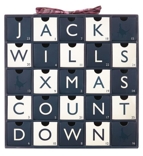 Jack Wills Advent Calendar 2016