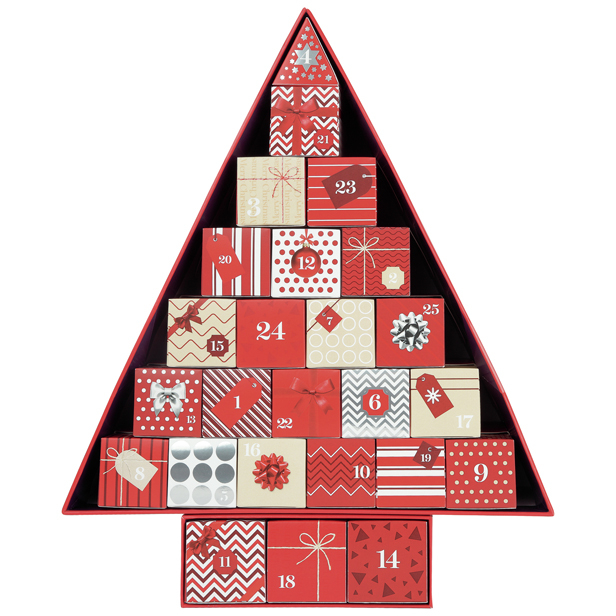 Marks & Spencer Advent Calendar 2016