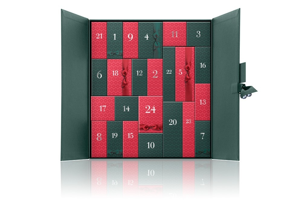Molton Brown Advent Calendar - Scented Luxuries 2016