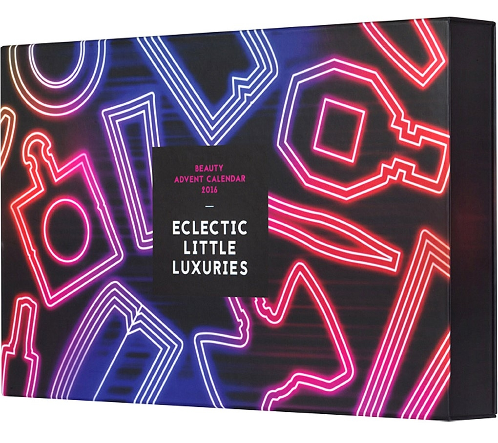 Selfridges Advent Calendar 2016 - Eclectic Little Luxuries