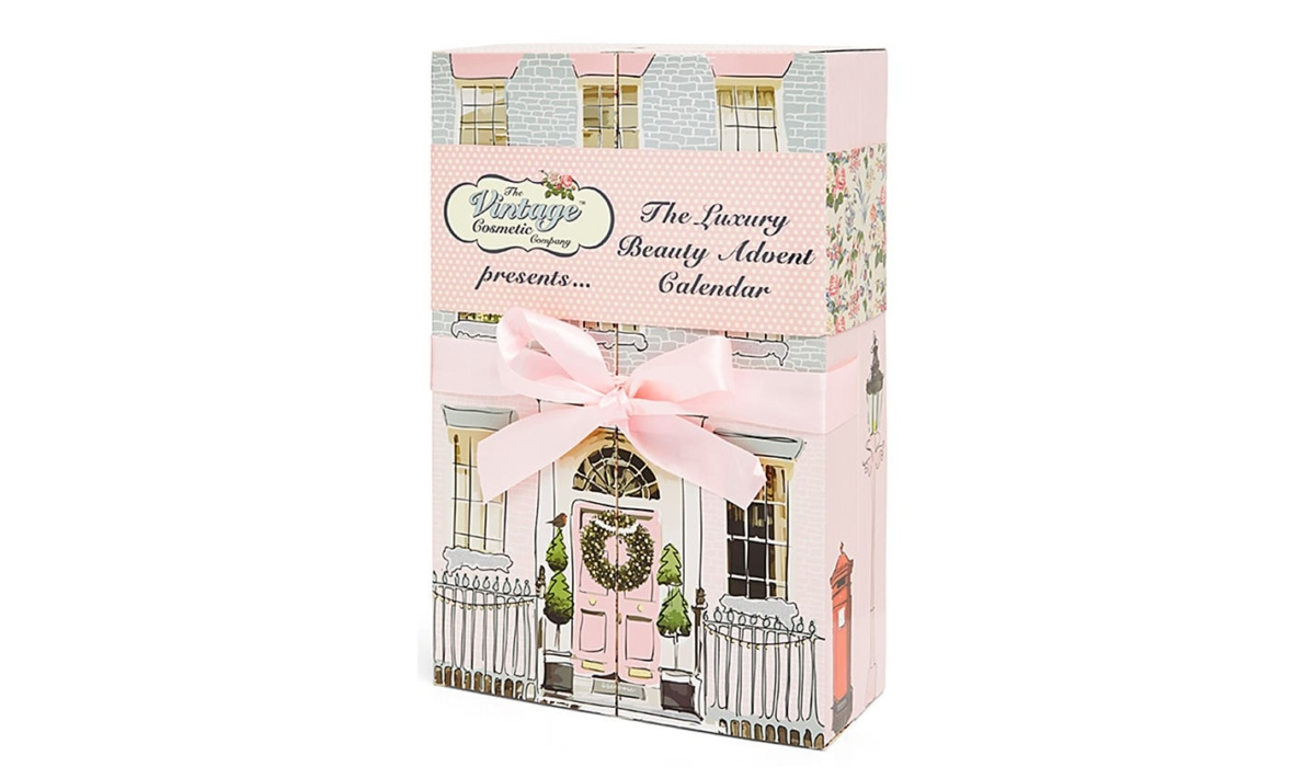 The Vintage Cosmetic Company Luxury Beauty Advent Calendar 2016