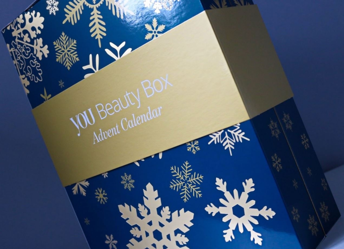 You Beauty Box Advent Calendar 2016