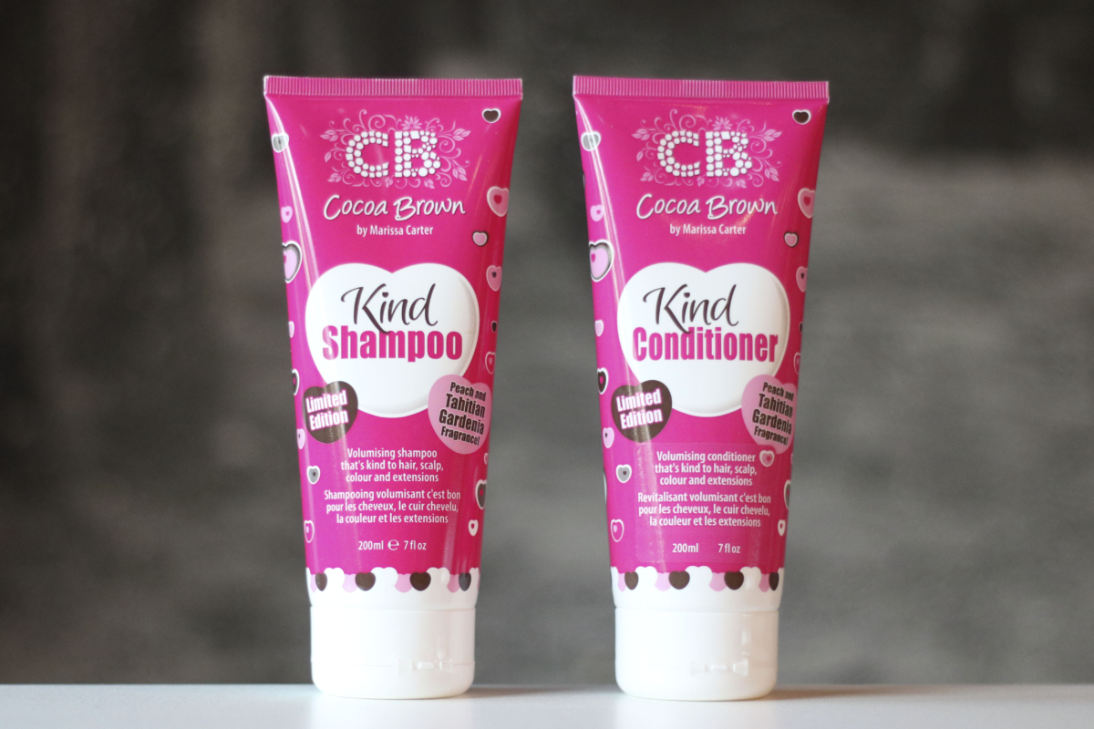 Cocoa Brown Kind Shampoo & Conditioner Review