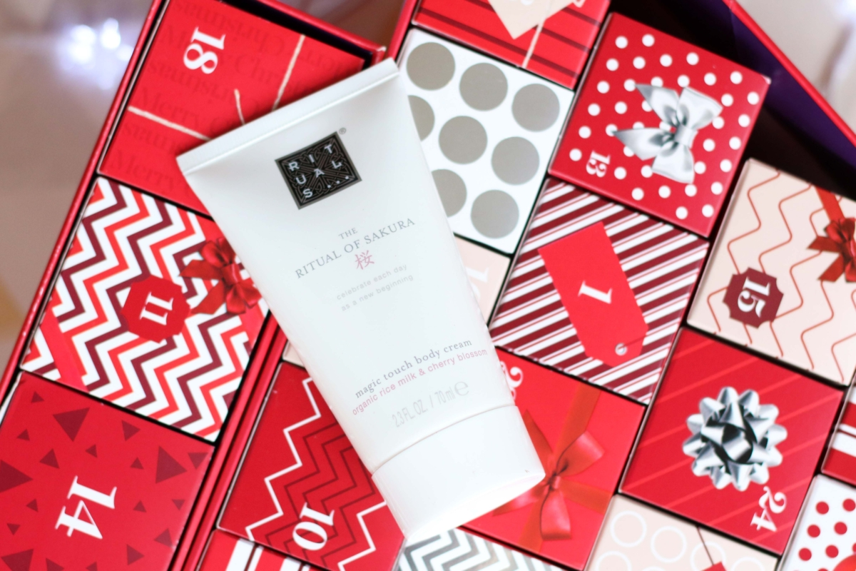 M&S Beauty Advent Calendar 2016 Content