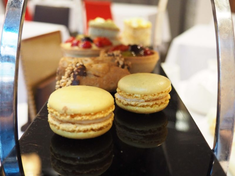 Afternoon Tea at Number Twelve Restaurant & Bar - Pastries