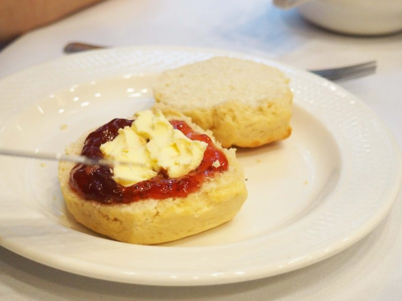 Afternoon Tea at Number Twelve Restaurant & Bar - Scones