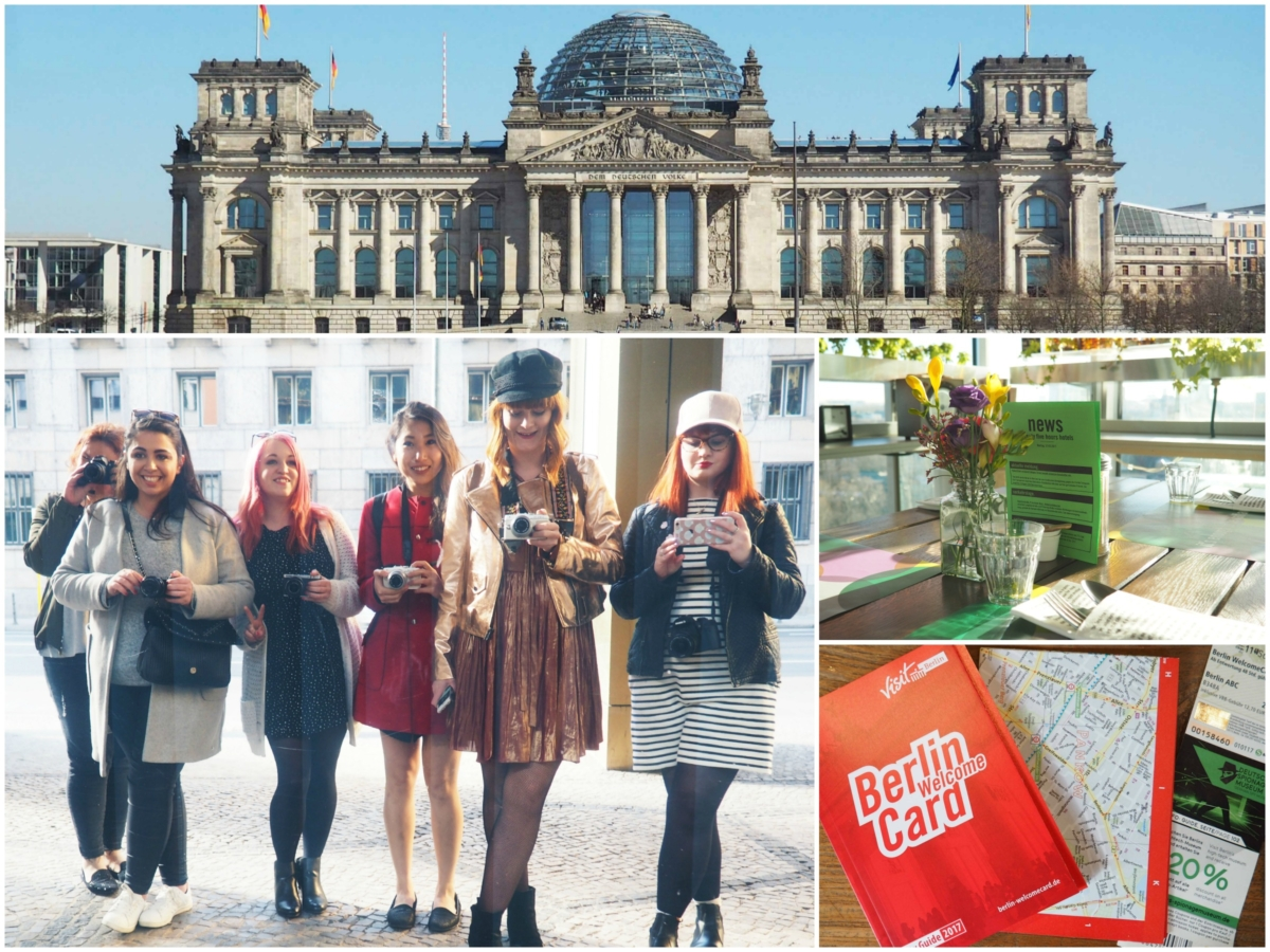 Travel Bloggers on Tour – 24 Hours in Berlin